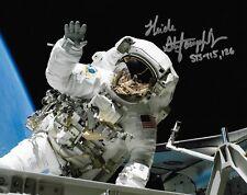 NASA signed autograph Heidemarie Stefanshyn-Piper EVA