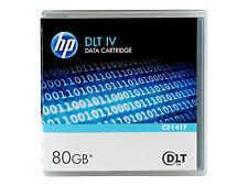 5 X HP DLT IV Tape Cartridges 80gb C5141