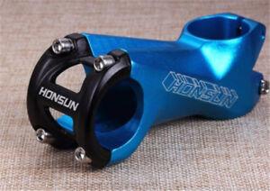 HONSUN AL7075 Alloy Stem 31.8*80mm XC MTB Road Bike Bicycle Handlebar Stem 7°