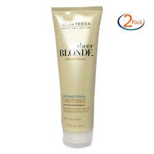 2 Pk- John Frieda Sheer Blonde Strengthening Conditioner 8.45 Fl Oz