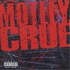 MOTLEY CRUE SELF TITLED 3 Extra Tracks CD NEW