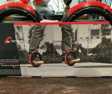 Orbitwheels Orbit Wheel Inline Skates Inventis Red Black Boardless Skateboard
