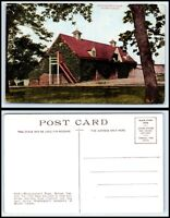 VIRGINIA Postcard - Mount Vernon, Washington's Barn K4