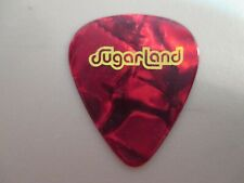 Sugarland Guitar Pick 2009 Tour Change the World