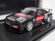 Ebbro 1:43 KURE Skyline GT-R R33 JGTC 1996 #556 M. Kondo/ T. Suzuki from Japan