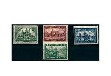 Timbres Empire Allemand 1924 Michel-Nr. 364/367 Neuf