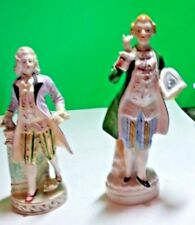 Lace Bone China And Other Victorian Porcelain Figurine Collectibles (2)