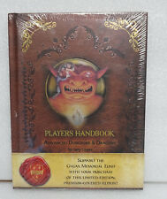 Advance Dungeons & Dragons  Players Handbook Limited Edition Premium Cover