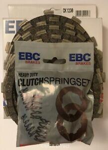 EBC Heavy Duty Clutch Friction Plates and Springs Kit Fits HONDA NC700 / NC750