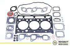 Full Gasket Set With Head Gasket For Kubota, 1G750-03312, D1703, D1803