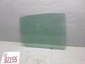 1995-1999 Lincoln Continental Right Passenger Rear Door Window Glass 28273