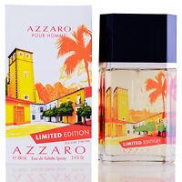 Azzaro Men Azzaro Edt Spray Limited Edition 3.3 Oz (100 Ml) Mens -(AZZMTS33LEB)