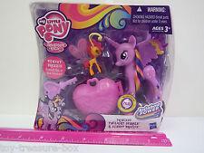 My Little Pony Rainbow Power Twilight Sparkle and Sunset Breezie & Locket Age 3+