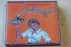 American Graffiti Original Soundtrack Fatbox CD 2 discs