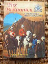PAX britannica completa per giochi VITTORIA Filiale di Avalon Hill