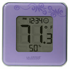 302-604P La Crosse Technology Indoor Comfort Level Station Temperature/Humidity