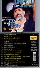 DRAFI DEUTSCHER - Tief Unter Meiner Haut - Seine Grössten Erfolge - CD 1995 NEU