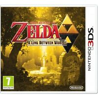 The Legend Of Zelda A Link Between Worlds Nintendo 3DS, 2DS and 3DS XL Brand New