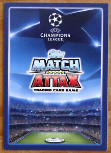 Match Attax Champions League 2015/16 - Olympiakos - Paris Saint-Germain - Porto