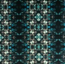OSBORNE & LITTLE Mathew Williamson Samana Mustique Turquoise Velvet Remnant New