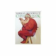 Norman Rockwell's Christmas Book Paperback Norman Rockwell