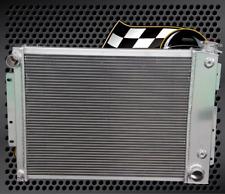 "3 ROWS Aluminum Radiator FIT 1967-69 CHEVY CAMARO/ Pontiac Firebird 21"" Core"
