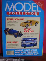 MODEL COLLECTOR MAG 1993 JULY MERCEDES S CLASS NORBERT MECCANO MOTOR CARS