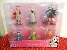 Vintage Disney Sleeping Beauty Figure Playset - Play Set Figurines