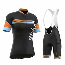 Women's Urban Pro Team Jersey, Bib Shorts