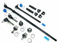For 1980-1996 Ford Bronco Ball Joint Kit Front 17126PM 1994 1992 1995 1988 1989