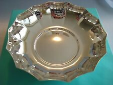TIFFANY sterling silver ~ MODERNIST LOBED DISH BOWL  ~ OUTSTANDING!!