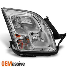 Fit 06-09 Ford Fusion Chrome Clear Headlight Front Lamp Passenger Replacement
