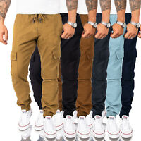 Rock Creek Herren Cargohose Chino Hose Tapered Fit Cargohosen Chinos RC-2082 NEU