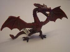 Bullyland 75526 Dragon Volant Rouge 15 cm Fantaisie