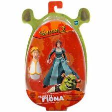Shrek 2 Spin Kick Princess Fiona Action Figure (Damaged Package)