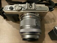 Olympus Pen Lite E-PL5 16.1 MP Mirrorless Camera w/ 14-42mm Lens & Flash