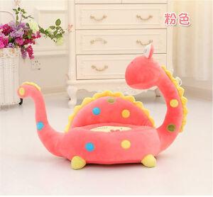 Cute Dinosaur Plush Giraffe Sofa Stuffed Animal Cushion Seat Soft Toy Kid'S 2019