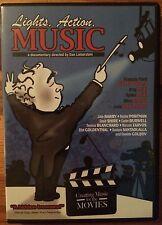 Lights, Action, Music (DVD, 2007)