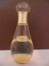 J'ADORE by CHRISTIAN DIOR DRY SILKY BODY OIL 100 ml 3.4 oz 85% FULL WOMAN PARFUM