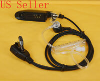 Earpiece Headset Mic for MOTOROLA Radio HT750 HT1250LS HT1550 MTX8250 -US STOCK