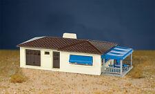 Bachmann Plasticville H O Building Kit Ranch House 45156 NEW