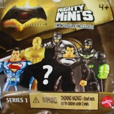 Lot of 10 Batman Superman SERIES 1 Mighty Mini's Blind Bag Mini Figure Superhero