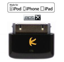 KOKKIA I10s (luxurious Black) Tiny Bluetooth iPod Transmitter for iDevice