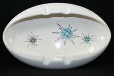 Franciscan Starburst Ashtray Atomic Gladding McBean Hermosa Mid Century Modern