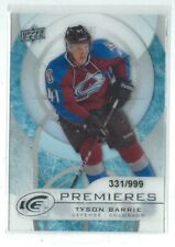 Tyson Barrie 2012/13 Upper Deck Ice Premiers Card #32  331/999