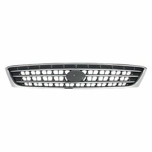 Front Grille Chrome/Black fits 2003 2004 Toyota Avalon