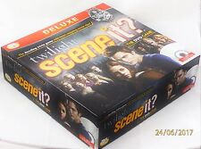 Twilight Scene It ? Deluxe Edition,DVD Board Game~100% Complete~Mint,Free P&P