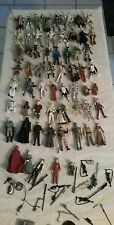 STAR WARS VINTAGE ACTION FIGURE LOT OF 61 Weapons, Ewok