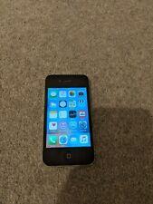 Apple iphone 4s 12.6GB Black Locked EE