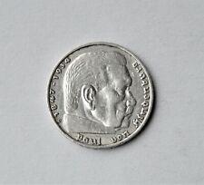 Silbermünze Dt.Reich > Paul von Hindenburg > 5 Reichsmark,1935 D (904)
